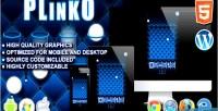 Html5 plinko game win instant