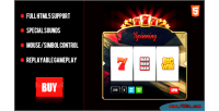 Html5 premium slot machine