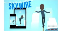 Html5 skywire game