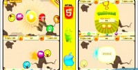 Html5 smiles mobile capx game