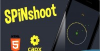 Html5 spinshoot game capx