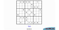 Html5 sudoku game