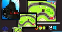 Html5 traingenerationvs game race train