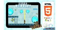 Html5 trezebubbles action game