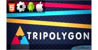 Html5 tripolygon game mobile construct version capx 2