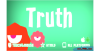 Html5 truth construct2 game