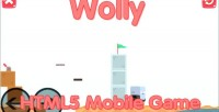 Html5 wolly mobile game