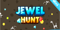 Hunt jewel mini html5 3 match game 2 construct
