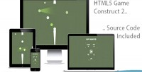 Hunter dot html5 game 2 construct