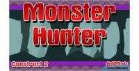Hunter monster