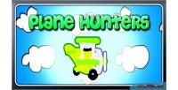 Hunters plane