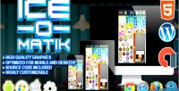 Ice o matik html5 game cooking construct