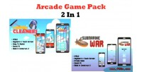 In 2 1 arcade pack game 2 construct