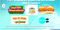 In 5 1 starter kit games app & bundle construct capx 2