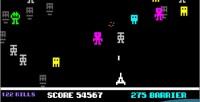 Invaders alien