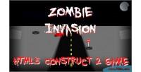 Invasion zombie