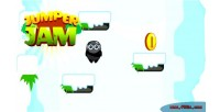 Jam jumper game android mobile