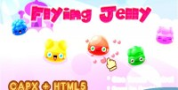 Jelly flying