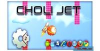 Jet choli html5 game