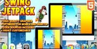 Jetpack swing html5 game