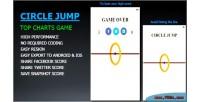 Jump circle circle flappy