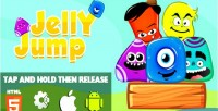 Jump jelly html5 capx game