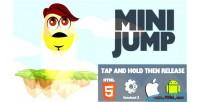 Jump mini html5 capx game