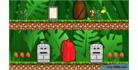 Jump monkey html5