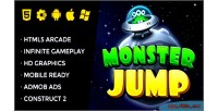 Jump monster arcade jumping endless