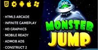 Jump monster arcade jumping endless