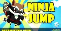 Jump ninja html capx