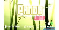 Jump panda game mobi html5