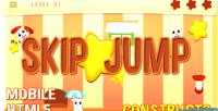 Jump skip admobs capx html5