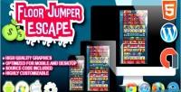 Jumper escape html5 construct game skill 2 jumper