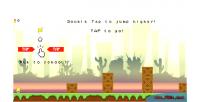 Jumper jello game html5 2d