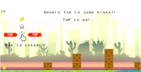 Jumper jello game html5 2d