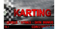 Karting race capx
