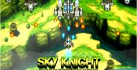 Knight sky html5 game shoot up em