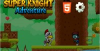 Knight super adventure