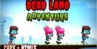 Land dead adventure