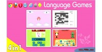 Language learning games collection 1 4 1 in language