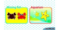 Learn baby sea game html5 animal