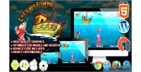 Let s go fishing html5 construct game skill 2