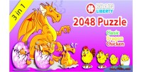 Liberty 2048 puzzle 3 1 in liberty