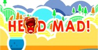 Mad head touch html5 game arcade