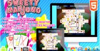 Mahjong sweety html5 game