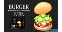 Maker burger html5 game