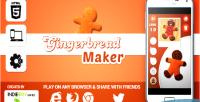 Maker gingerbread