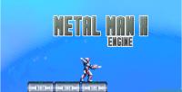 Man metal x engine