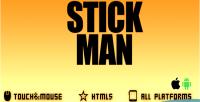 Man stick html5 game